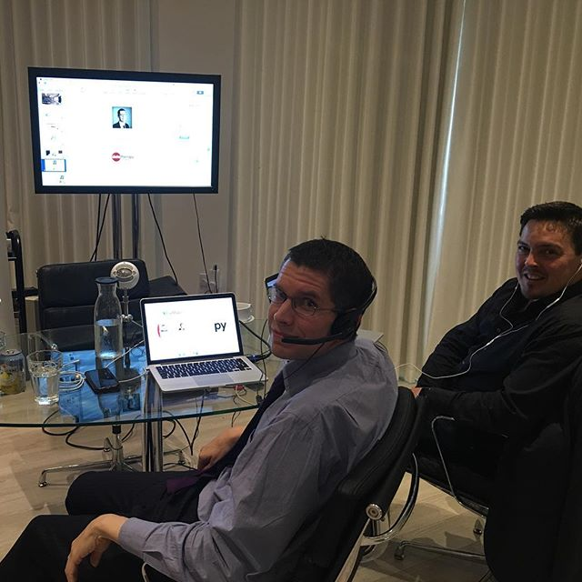 Webinar about to begin! Our own Ben Fletcher is joined by Kieran Saunders of FileMaker to discuss deploying your FileMaker App, live from 12pm ...