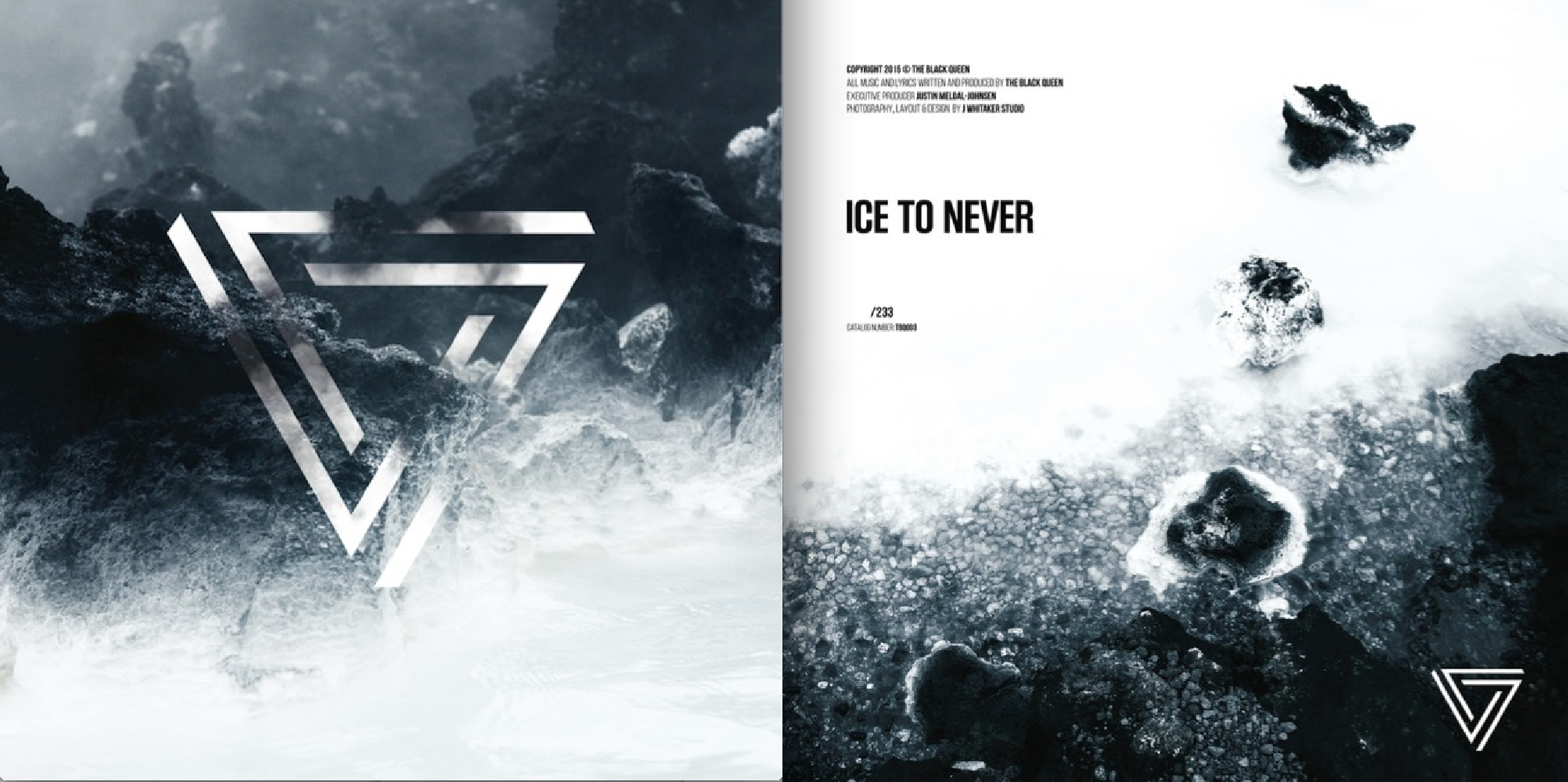 "Ice to Never (Limited 12"" Single)"