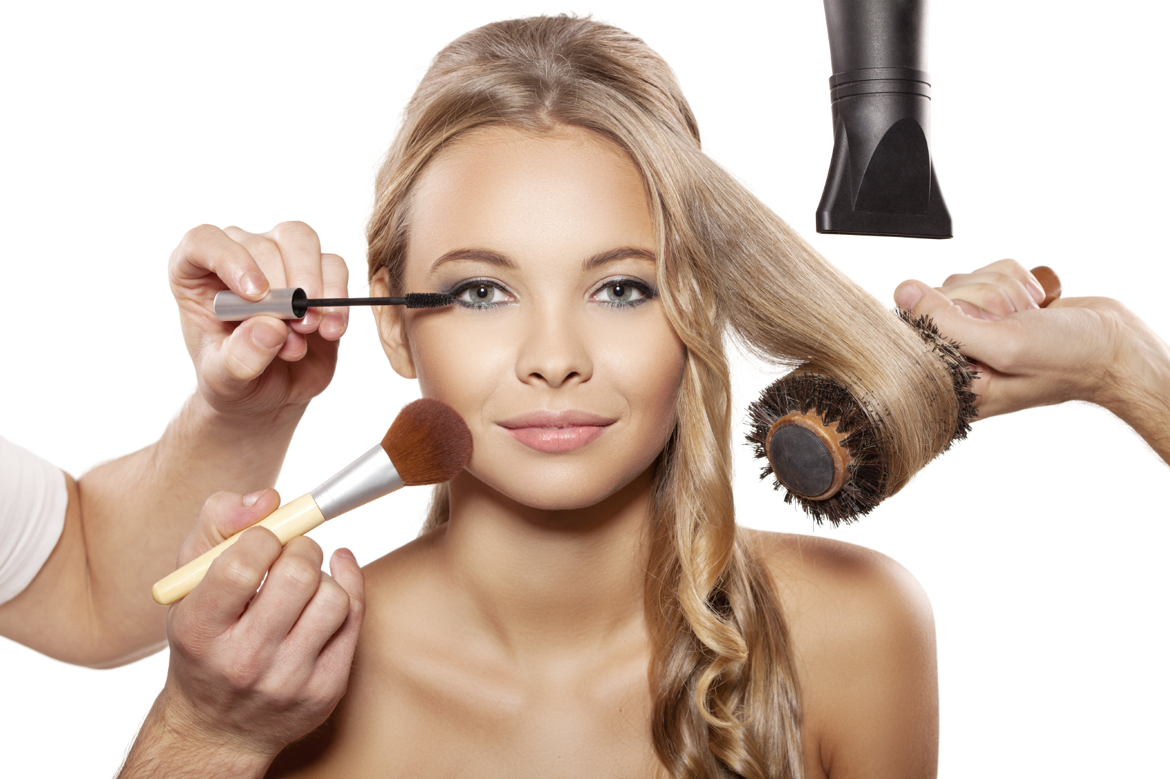 Hair & make-up services