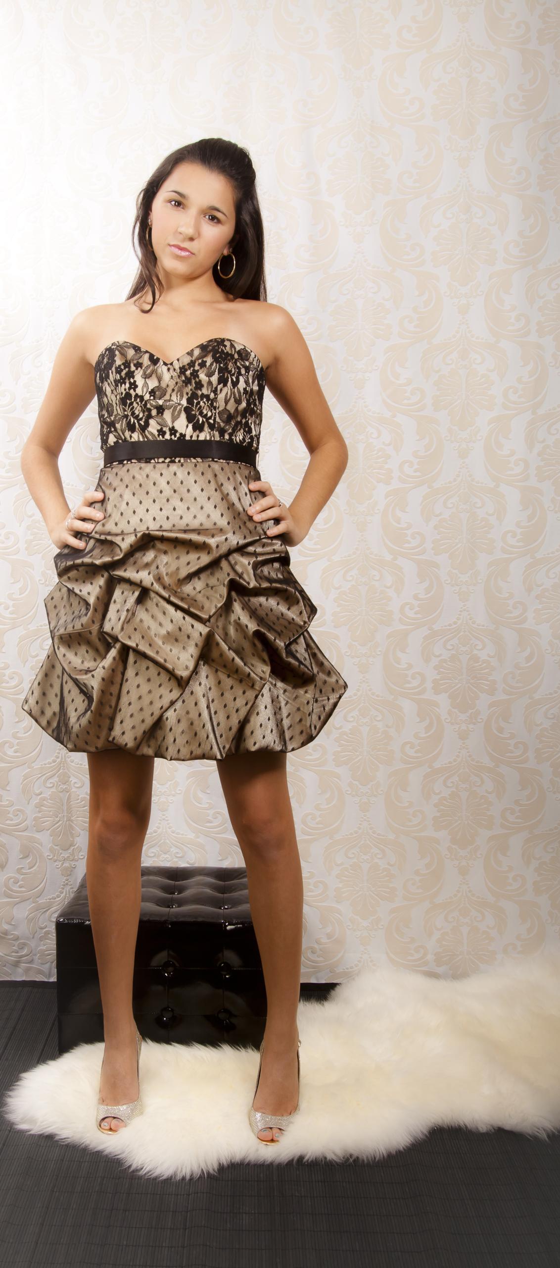 07 modern styled senior portrait session prom dress fur rug 8811.jpg