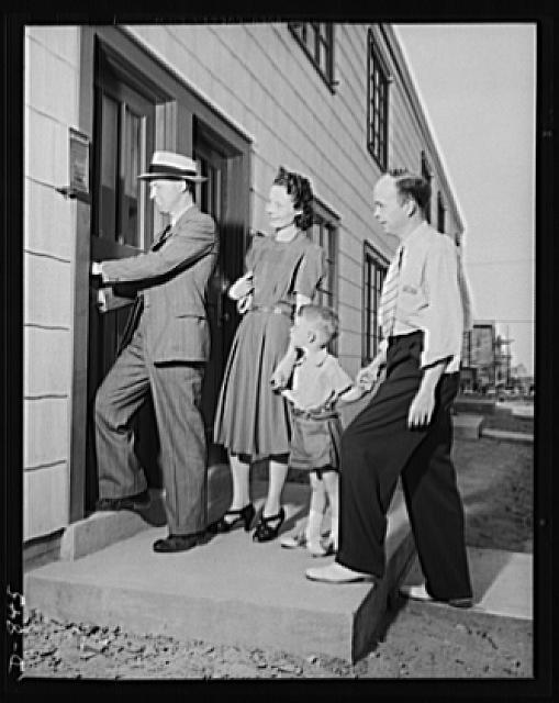 Defense housing, Erie, Pennsylvania