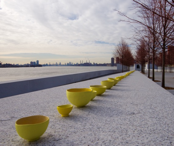 Freedom from Fear, Four Freedoms Park