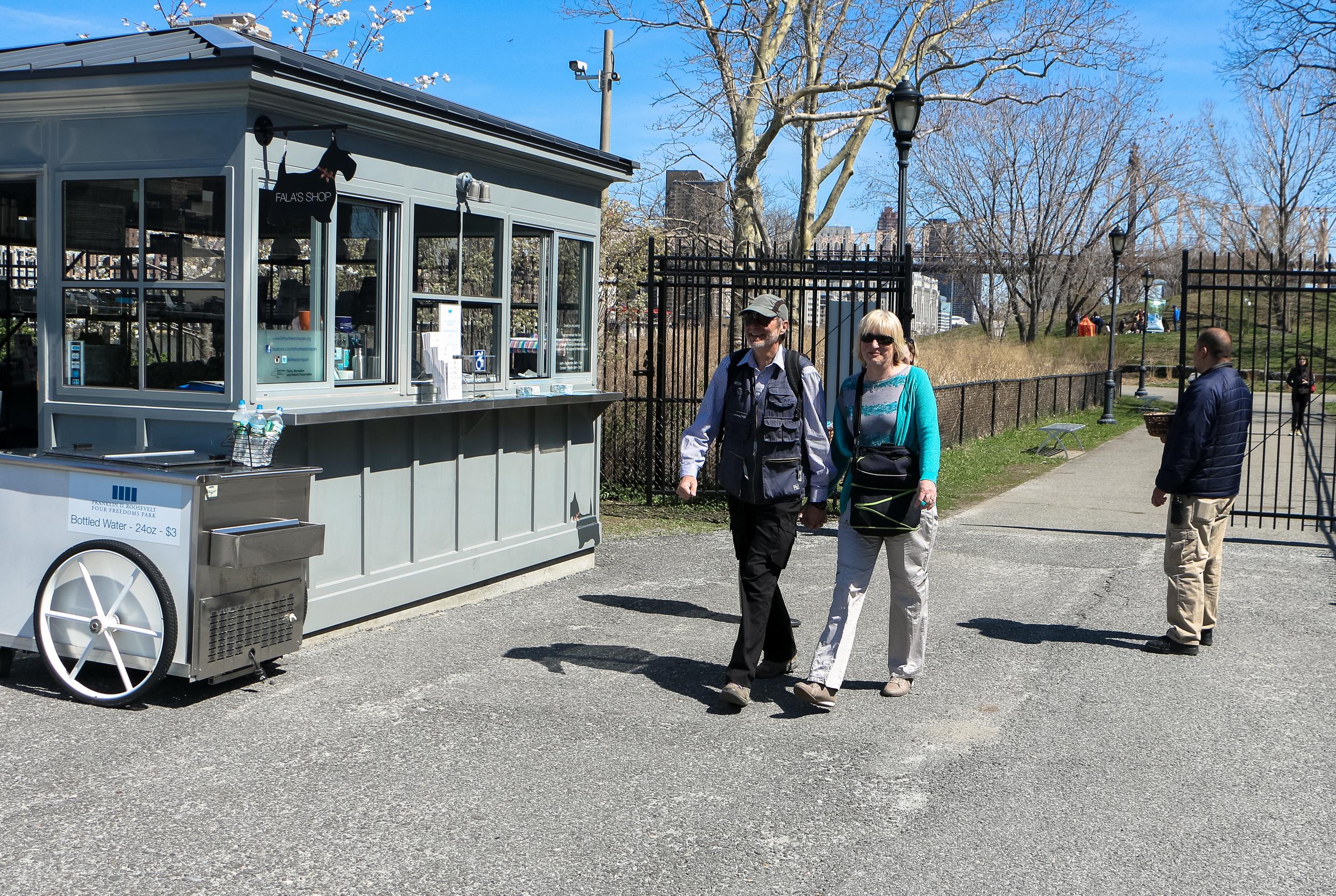 Paul & Edith from Belgium
