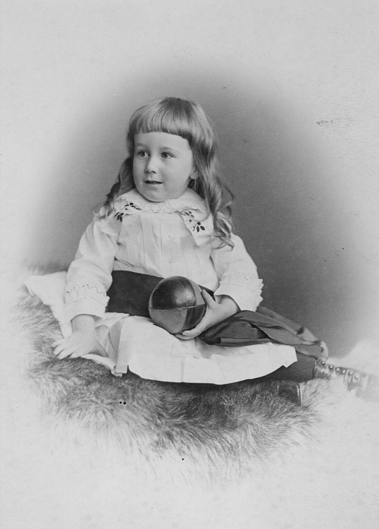 Young FDR in 1885. Photo courtesy of the Franklin D. Roosevelt Presidential Library & Museum.