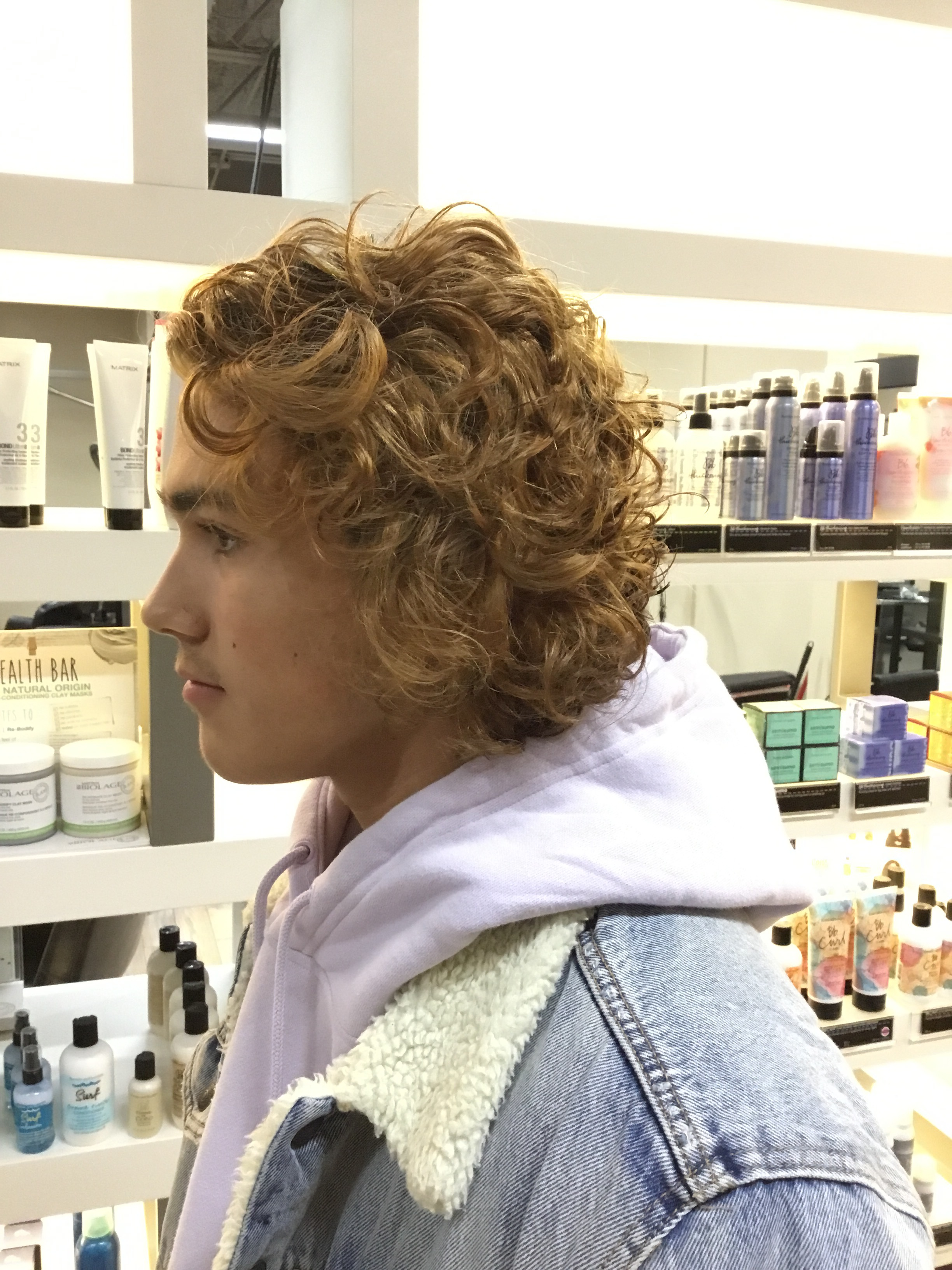 Digital Perm