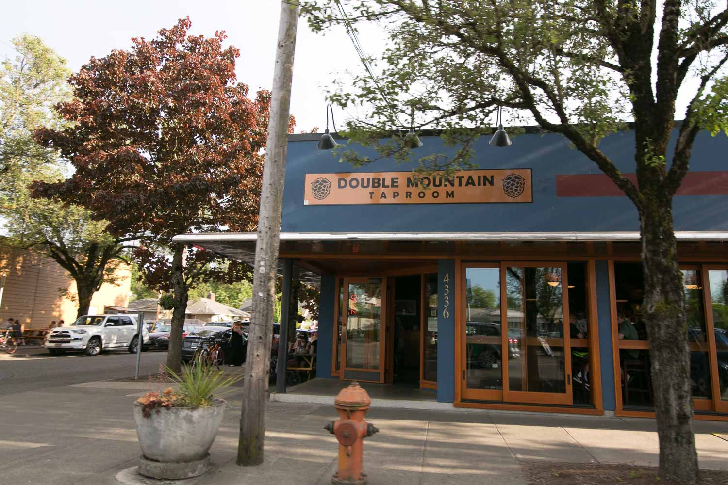 Double Mountain Taproom