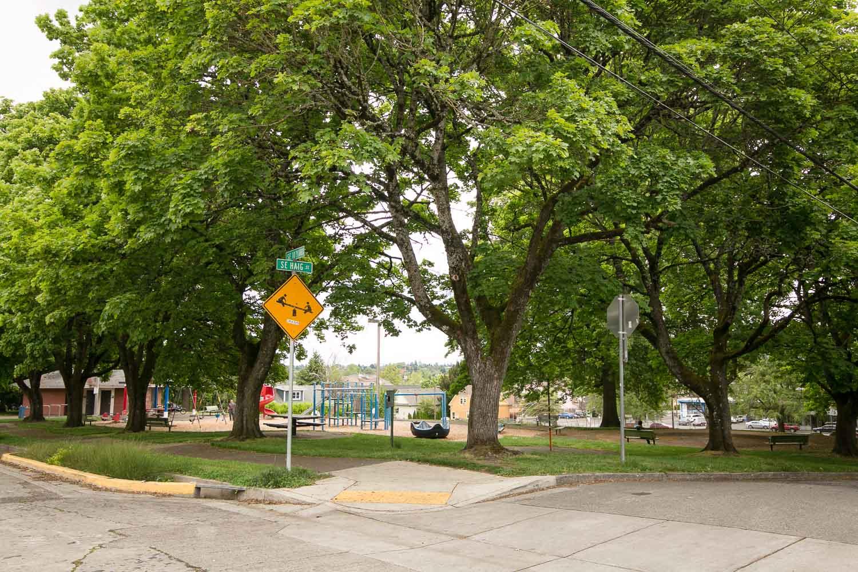 Portland City Park