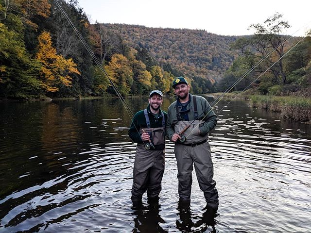 Went on my first fly-fishing trip yesterday! Had a blast learning the ropes on the Beaverkill, East Branch, and Creel Creek. The weather was perfect and even though the fish won the day I will be back to net one someday! #flyfishing #gonefishing #catskillslove #catskills