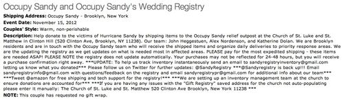 The Hurricane Sandy Wedding Registry.jpg