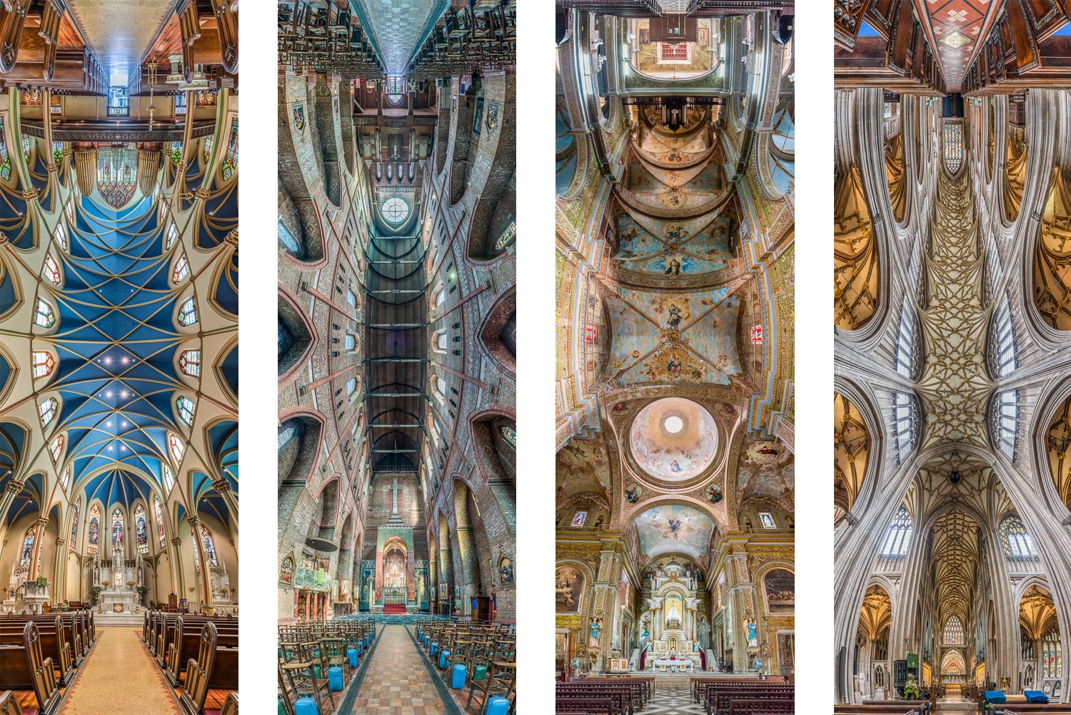 Vertical Churches