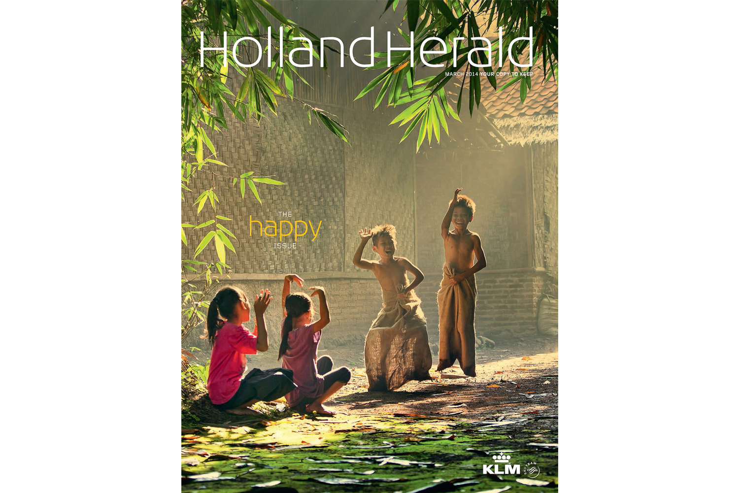 Holland Herald - KLM Airlines