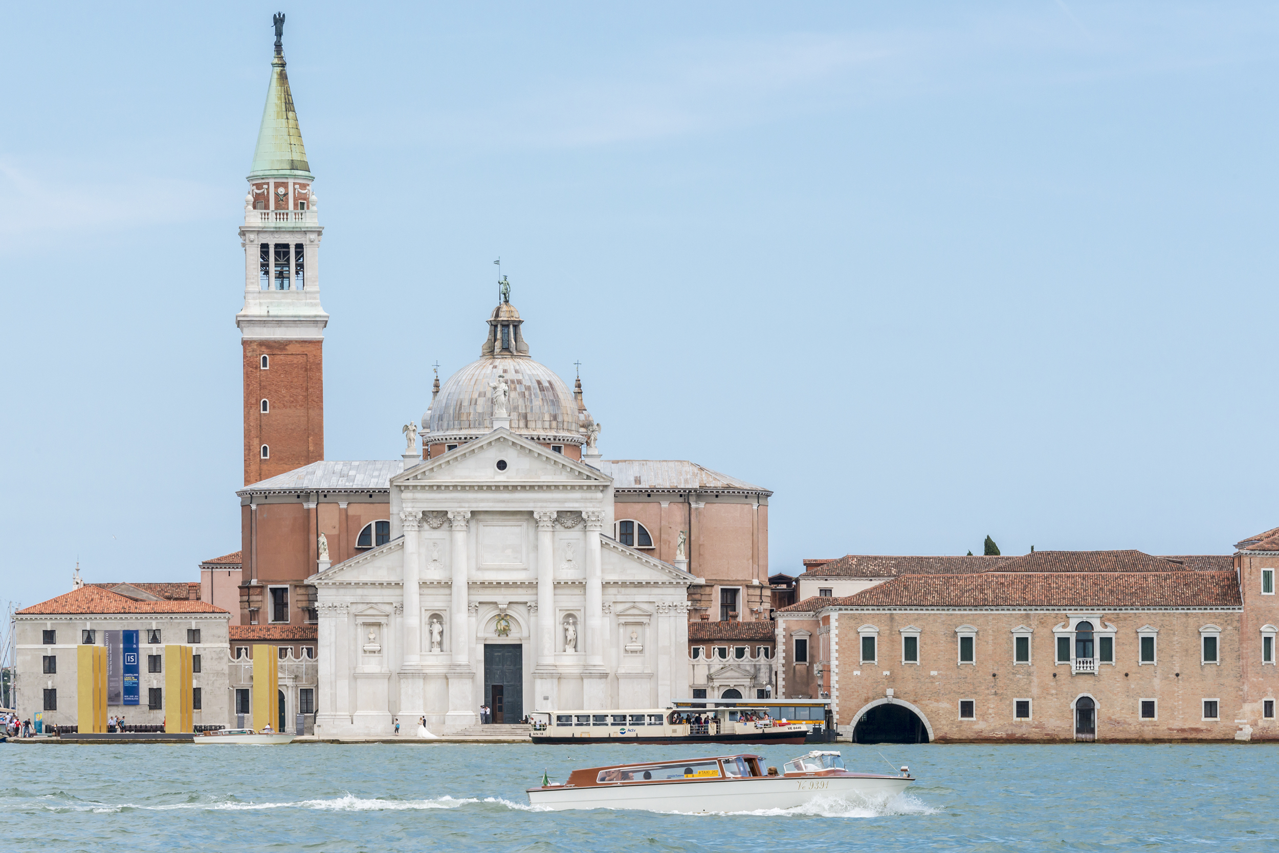 Waterfront of Venice