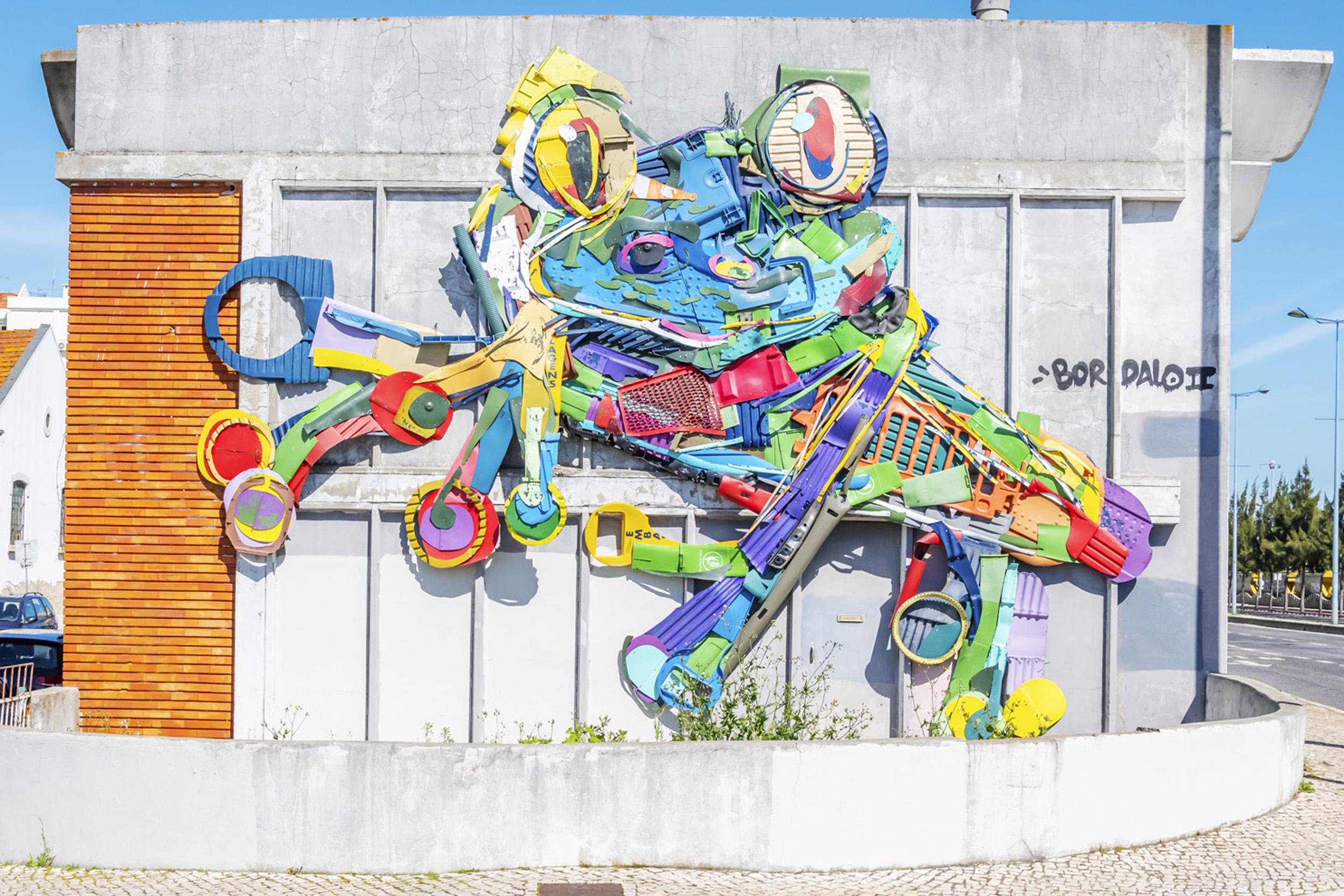 Attero Bordalo II Frog