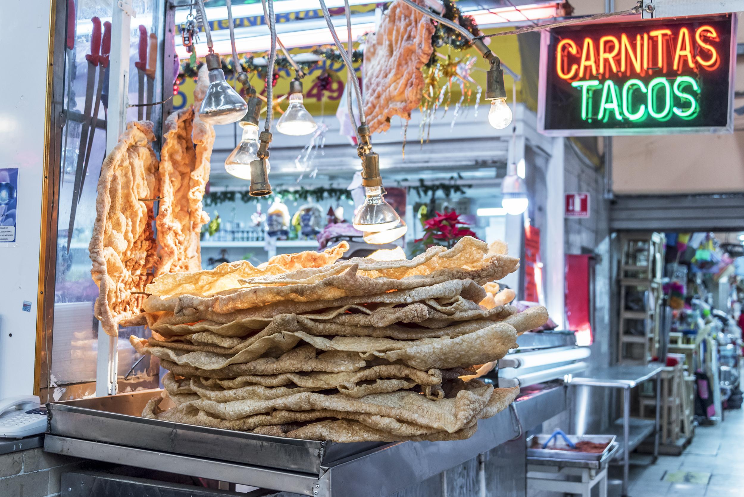 Carnitas-Tacos