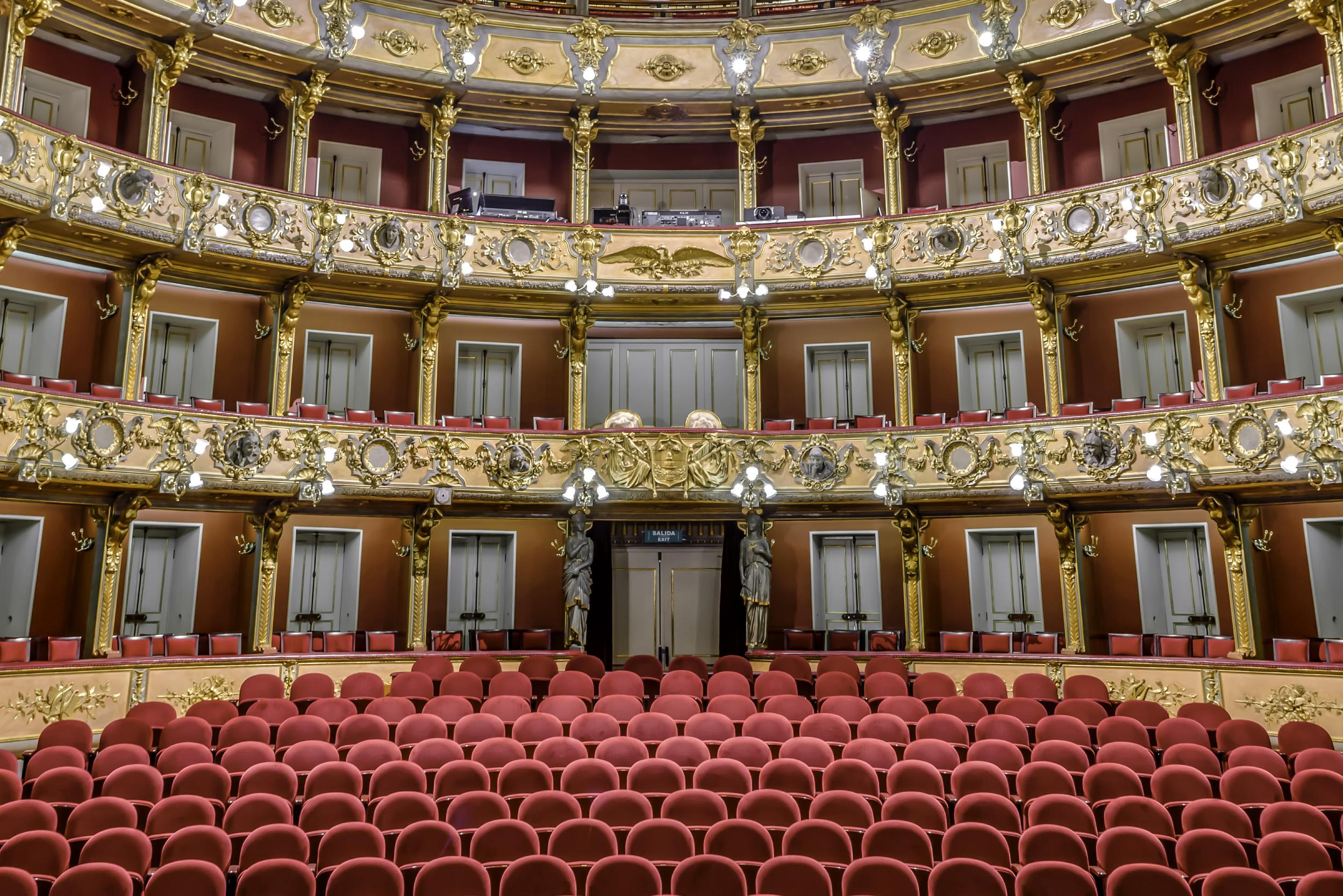 Teatro de Cristóbal Colon