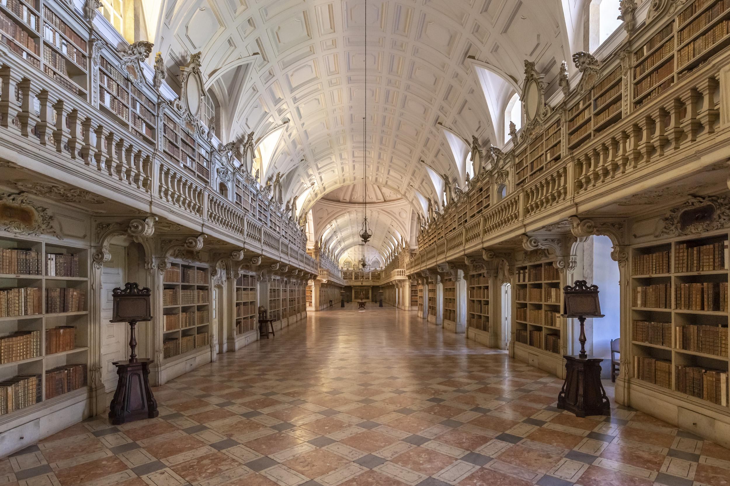 Mafra Library, Portugal
