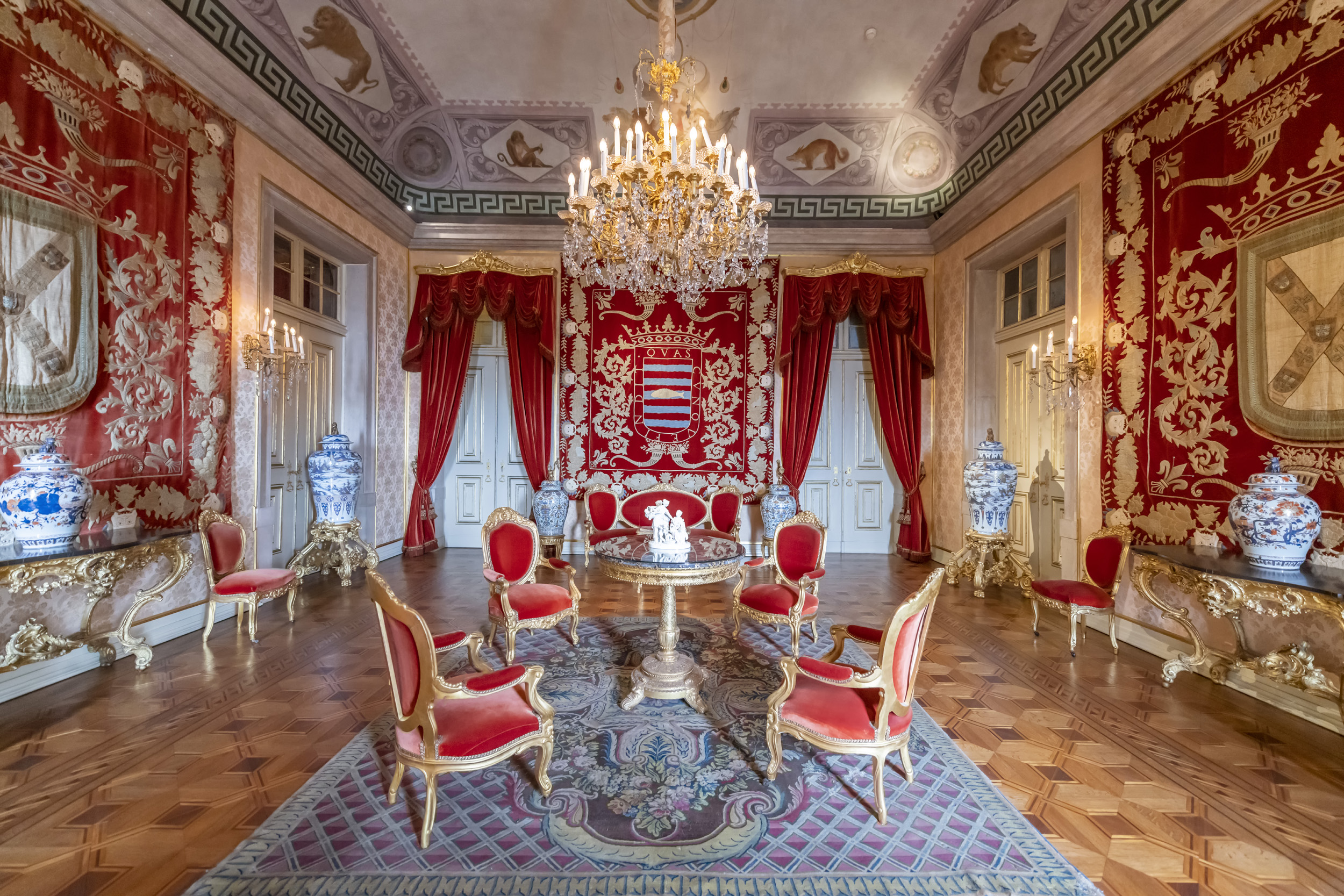The Royal Palace, Lisbon