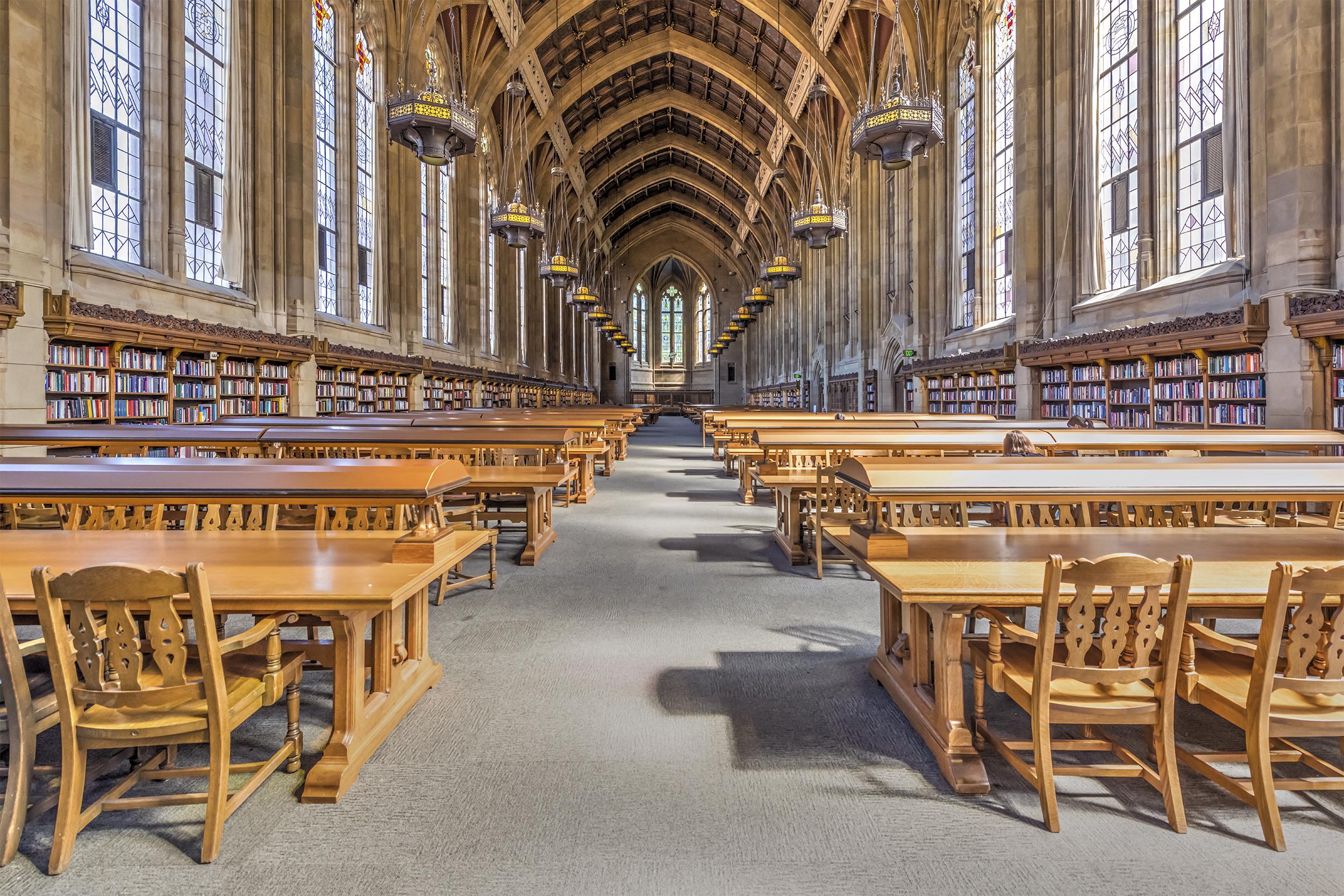 Suzalo Library University of Washington