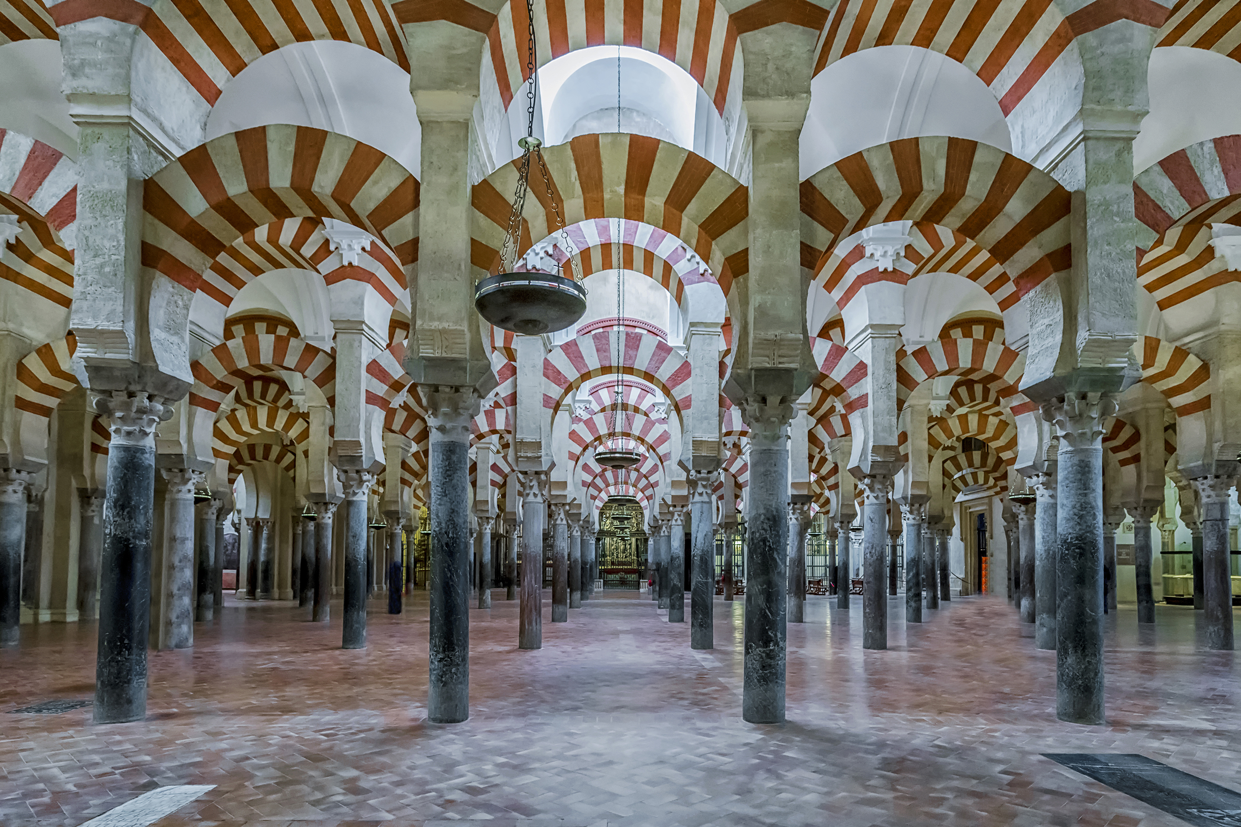 Mosque Cathedral in Cordoba