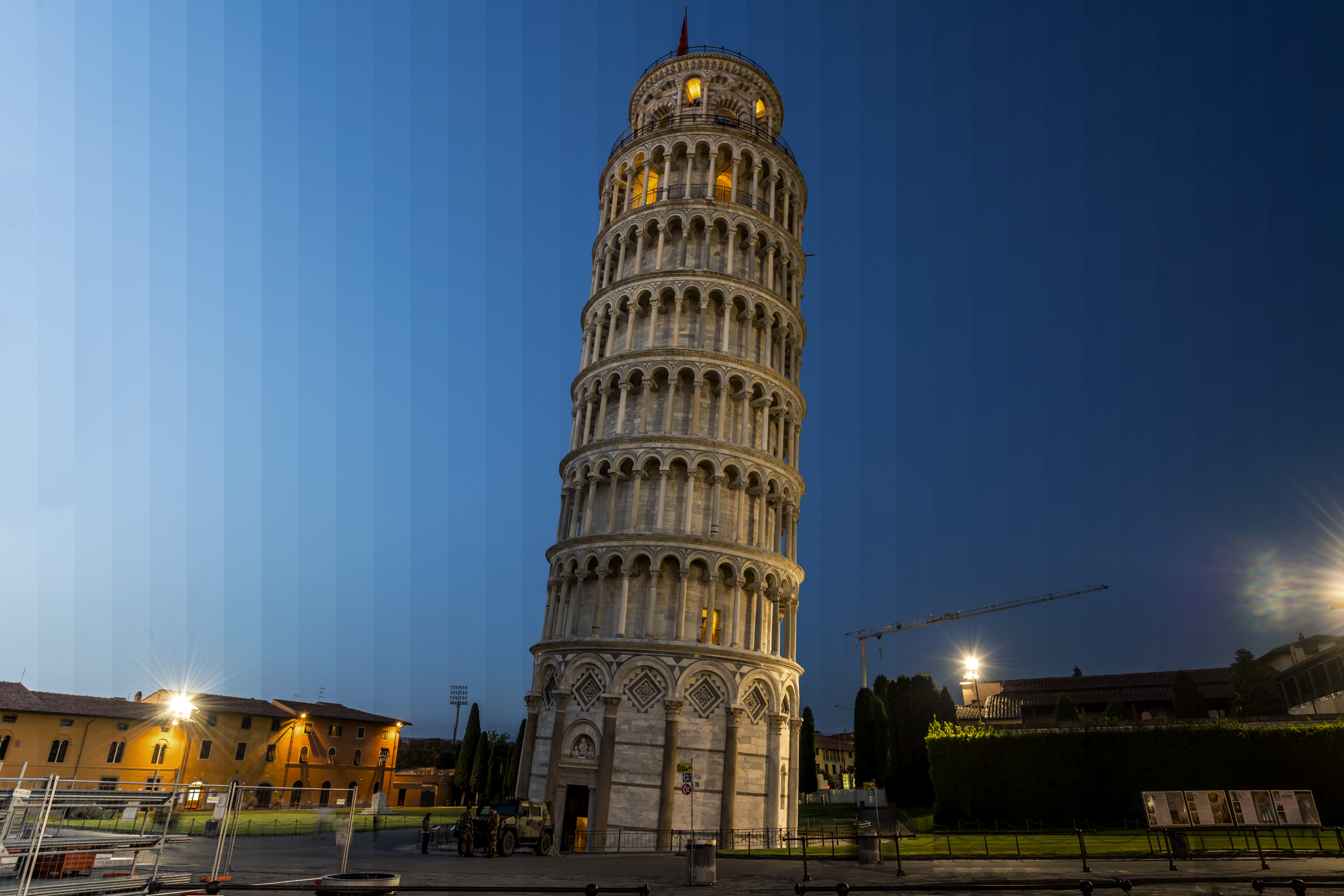 Leaning Tower of Pisa, Pisa, Italy