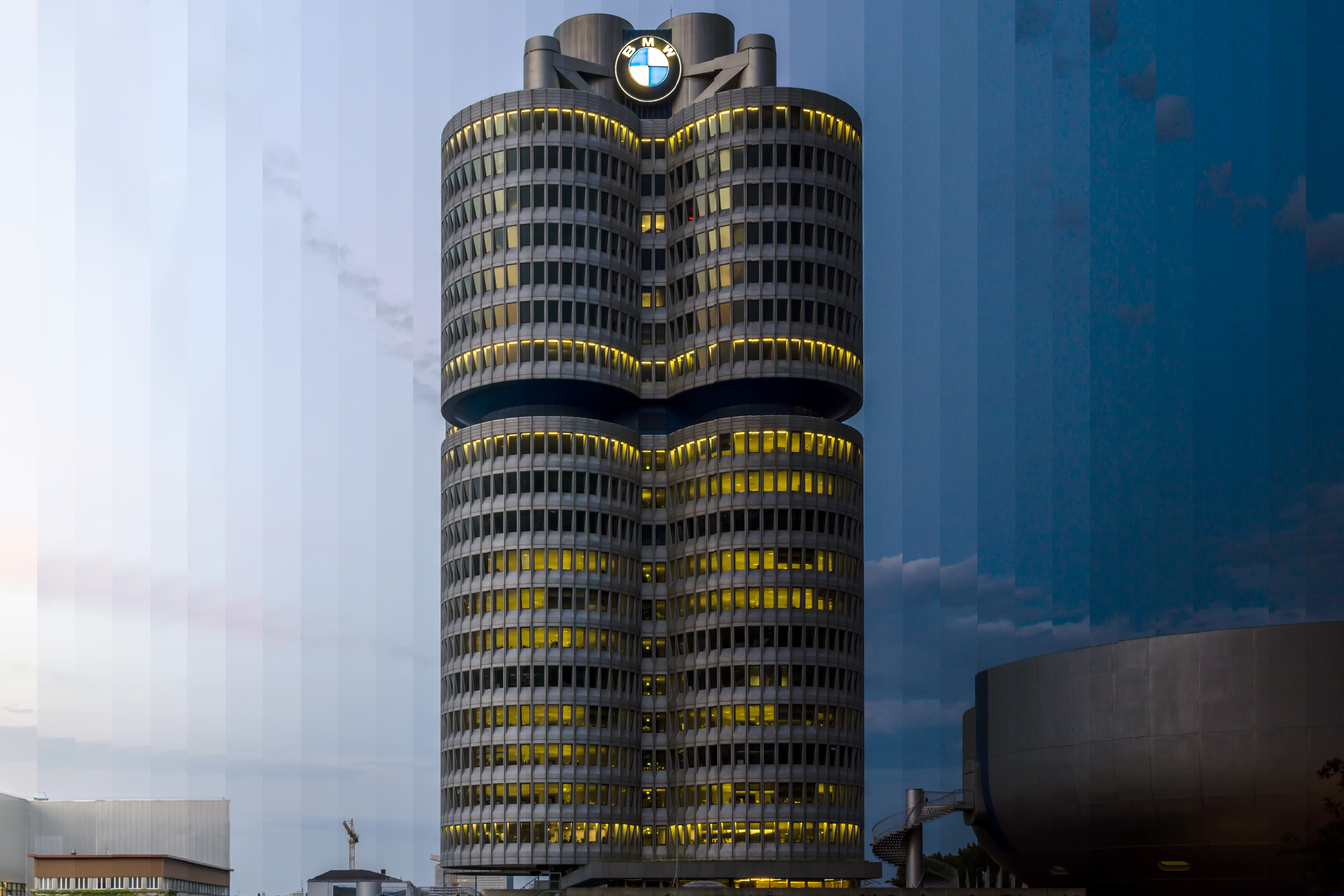 BMW Headquarters, Stuttgart, Germany