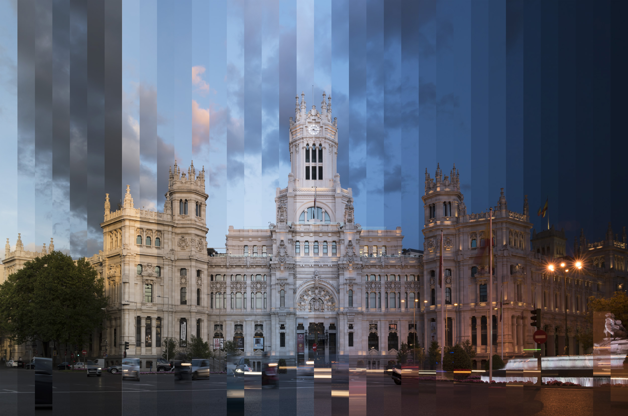 Madrid City Hall, Madrid, Spain