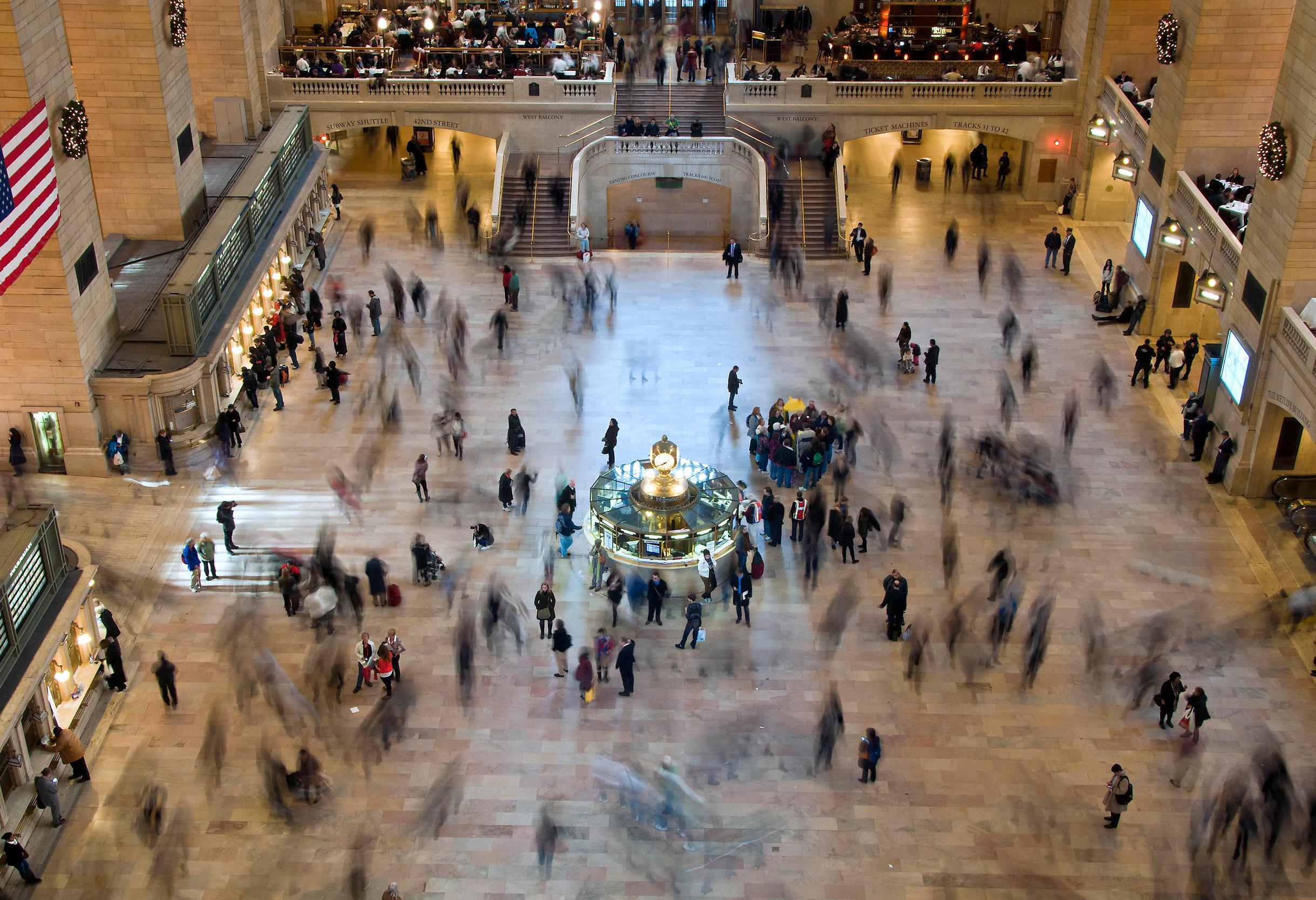 Grand Central Catwalk