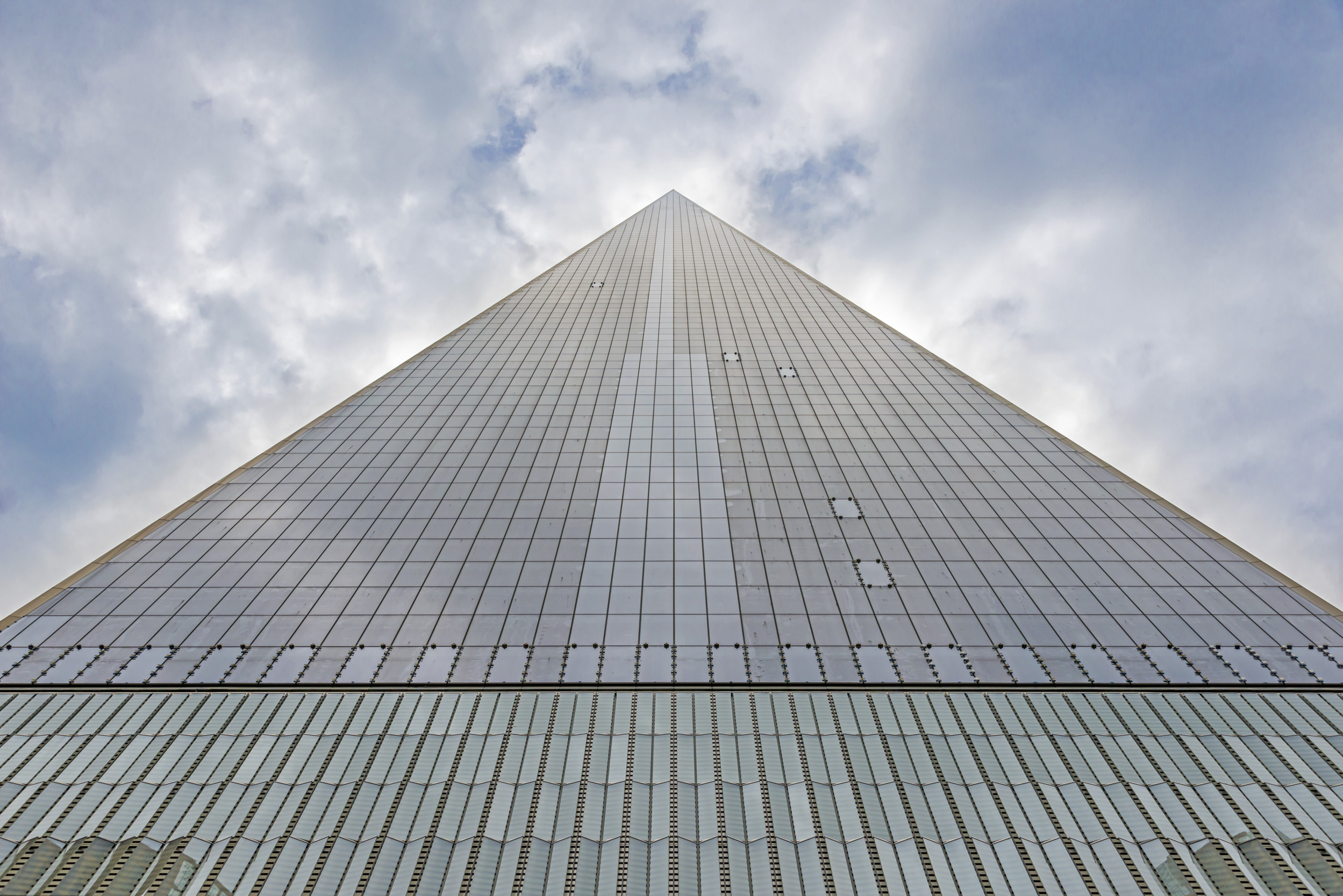 World Trade - Looking Up