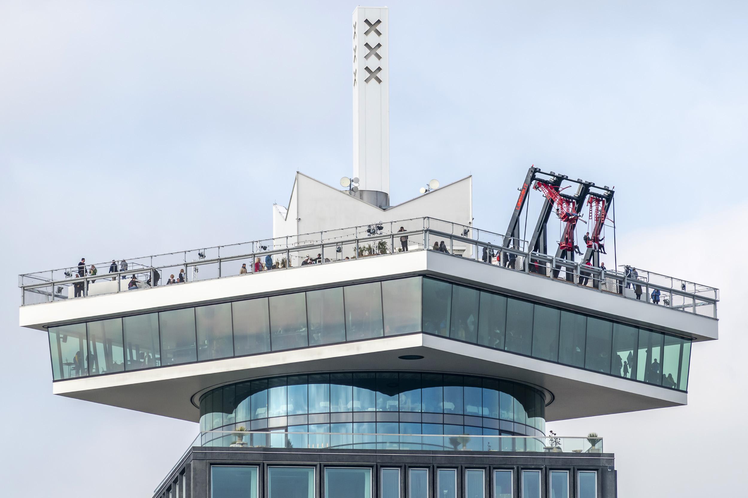 A'DAM Lookout - Amsterdam, Netherlands