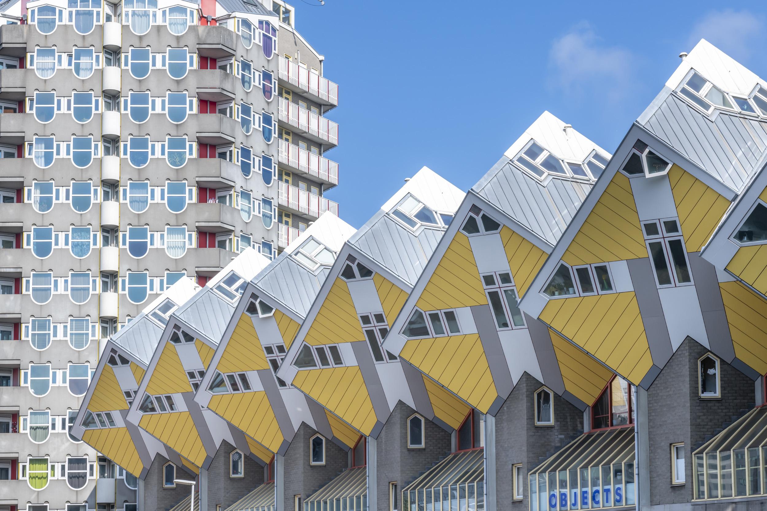The Cubes - Rotterdam, Netherlands