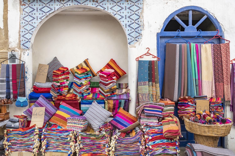 Moroccan Goods for Sale - Marrakesh, Morocco