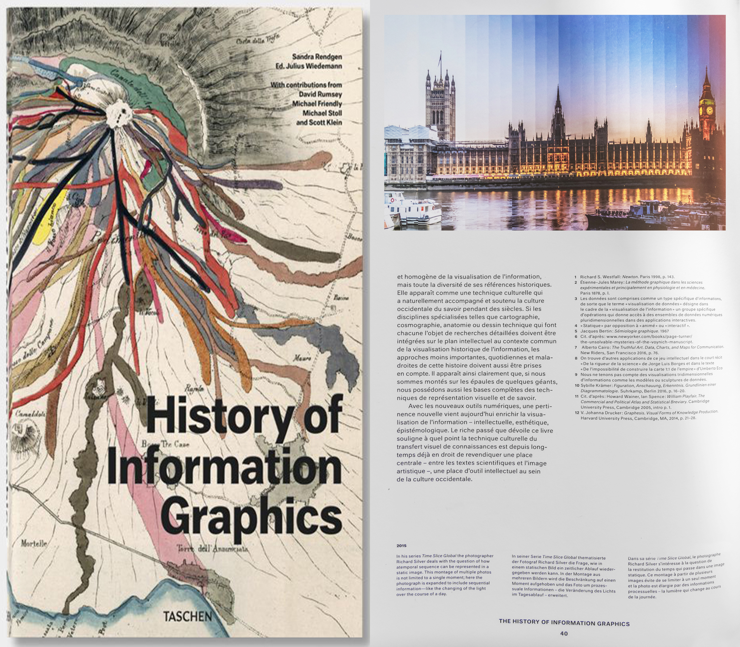 "Published in ""History of Information Graphics"""