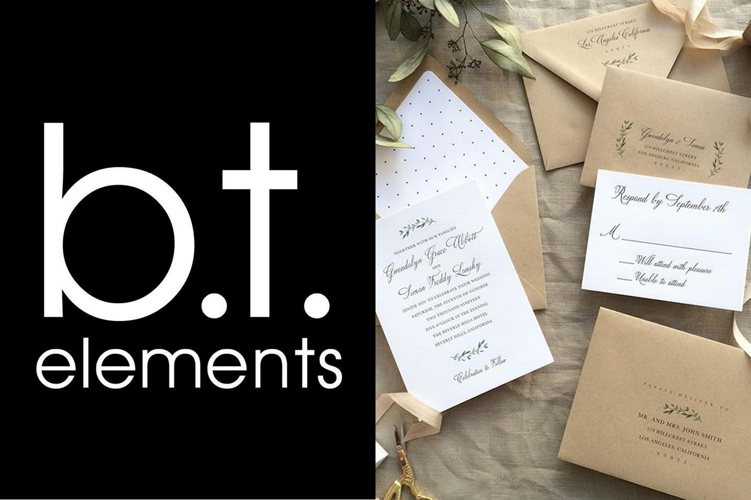 b.t. elements