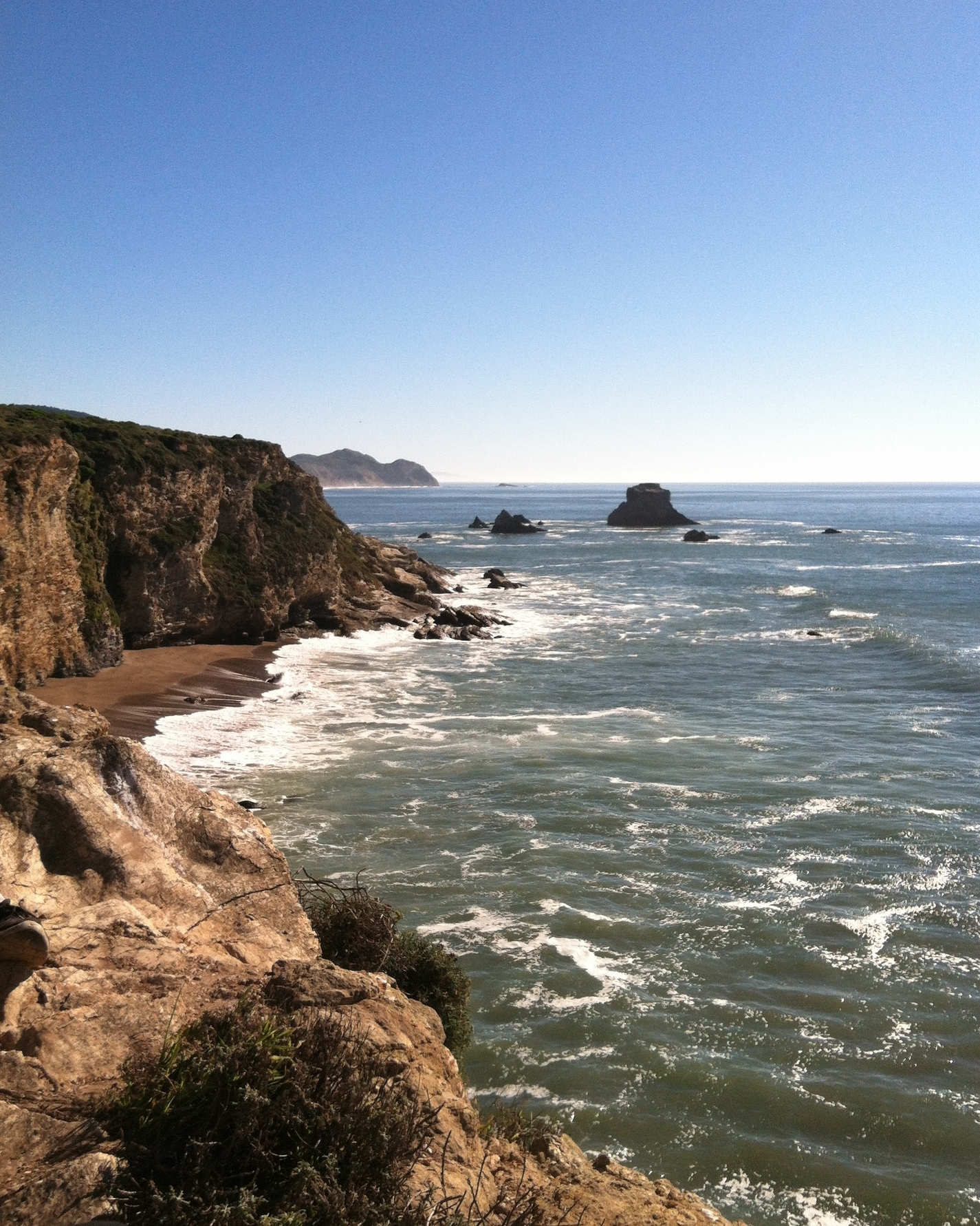 View from Arch Rock, Point Reyes National Seashore