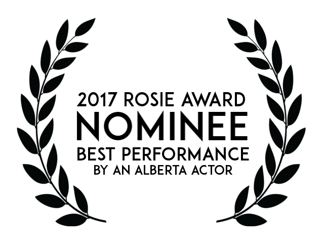 Best actor nomination for  Joel Taras .