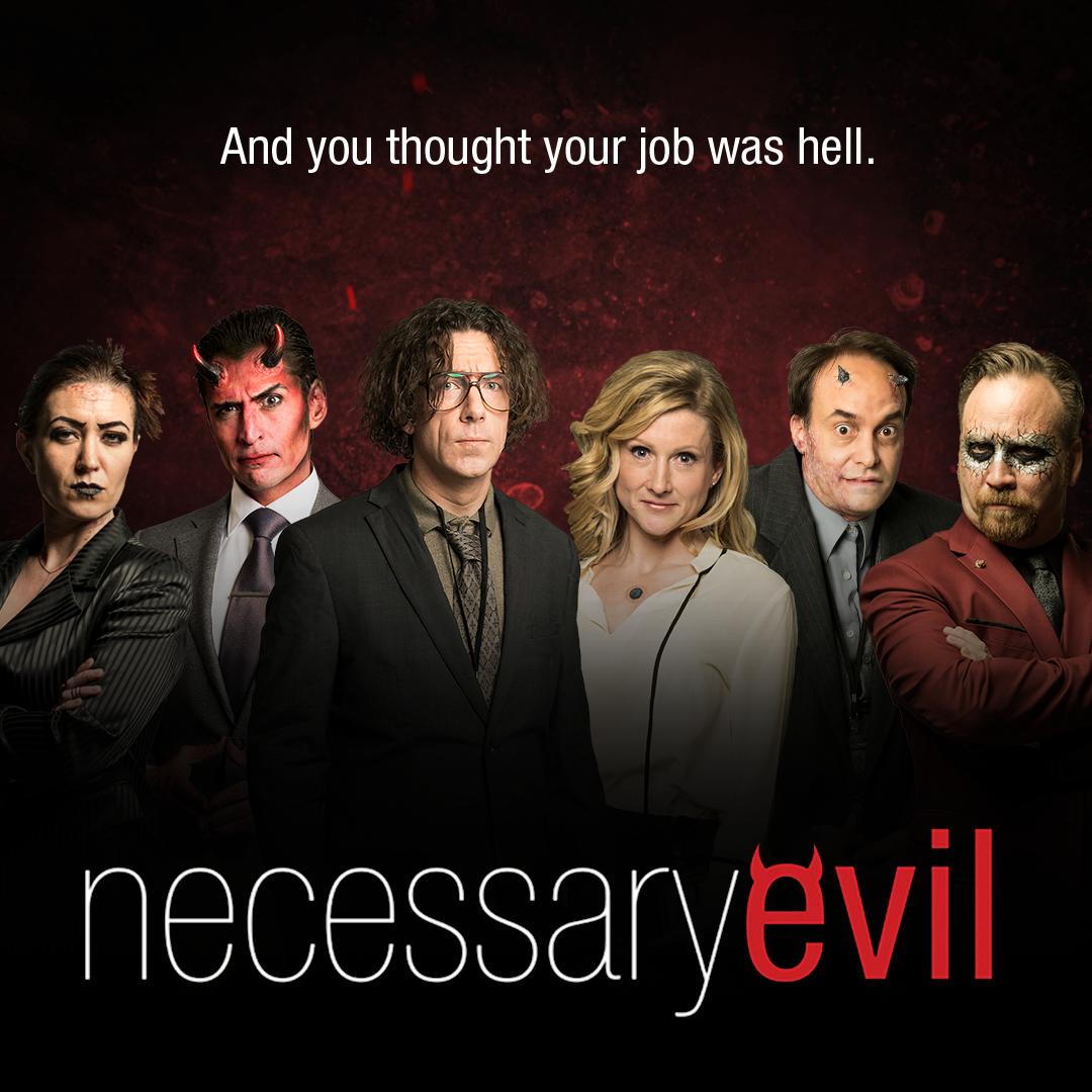 Cast Promotional Image - Instagram