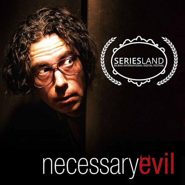 Thrilled. Honoured. Tickled. Excited. Chuffed. All the feelings. We have reverie day SEVEN nominations from @biseriesland for Necessary Evil! 🔥Best Lead Actor - Randy Brososky 🔥 Best Cast 🔥 Best Writing 🔥 Best Production Design 🔥 Best Comedy/Dramedy 🔥 Grand Jury Award to Best Showrunner 🔥 Best Series  Can't wait to share the evil with Spain!  #necessaryevilseries #teamevil #yegfilm #webseries #corporatehell #moviemaking #storyhive #movie #film #filmmaking #movie #hell #movies #famous #indiefilm #production #filmlife #yeg #festival #screening