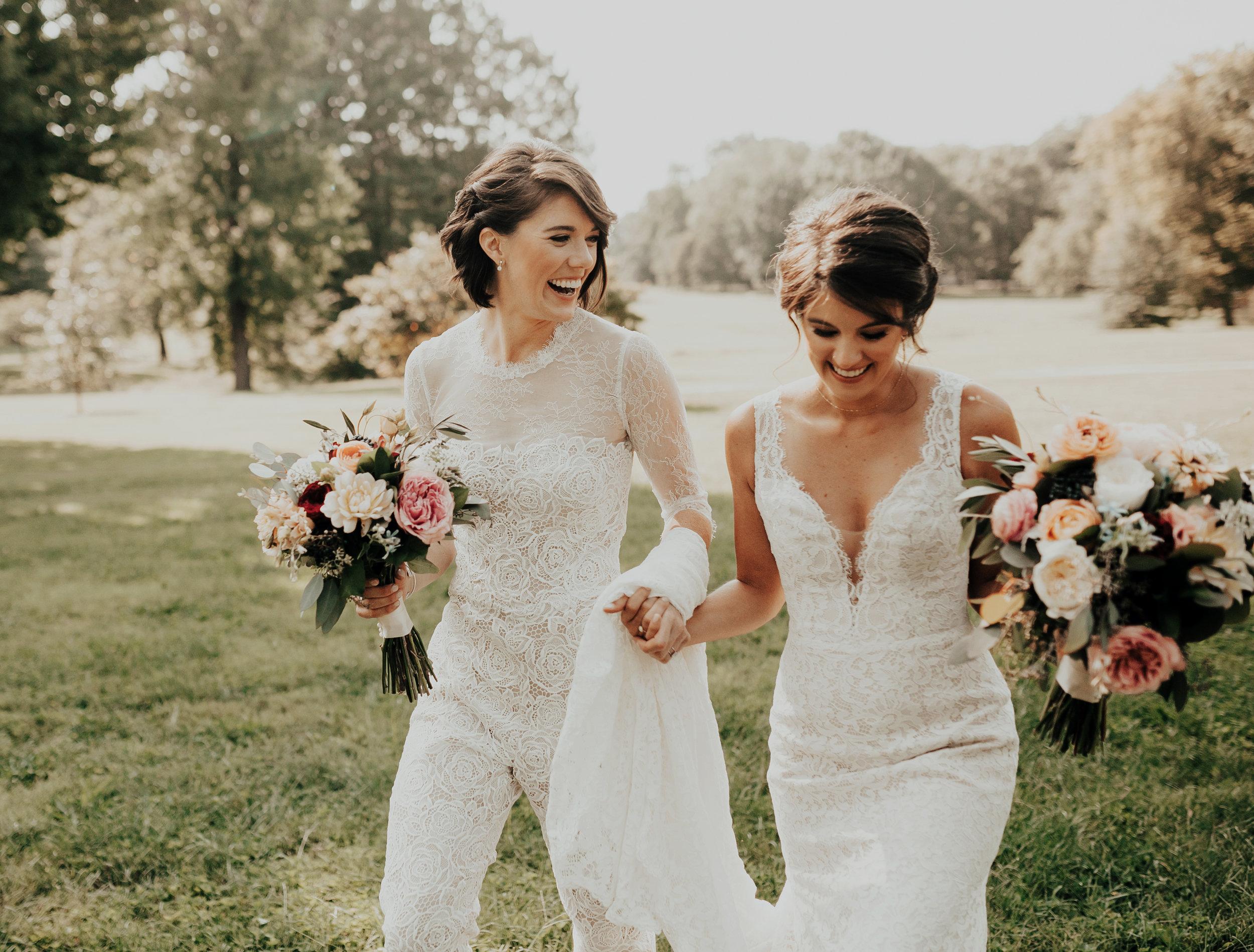 los angeles same sex wedding