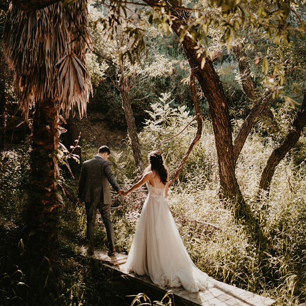 AKIVA + HANNAH |  TOPANGA CANYON WEDDING