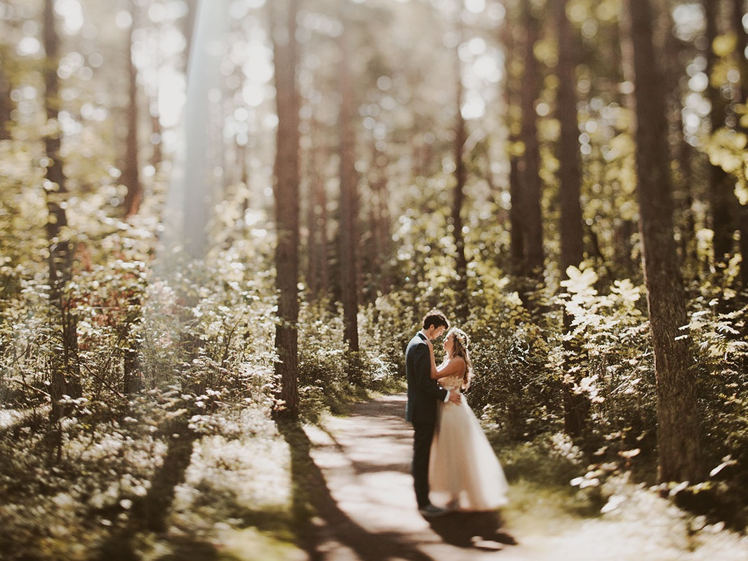Intimate Wedding in Sweden -