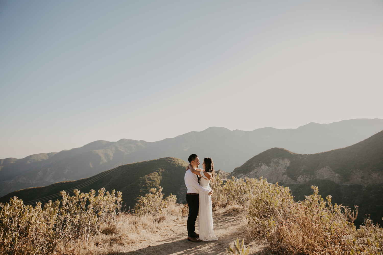 mountian top hollywood engagement session.jpg