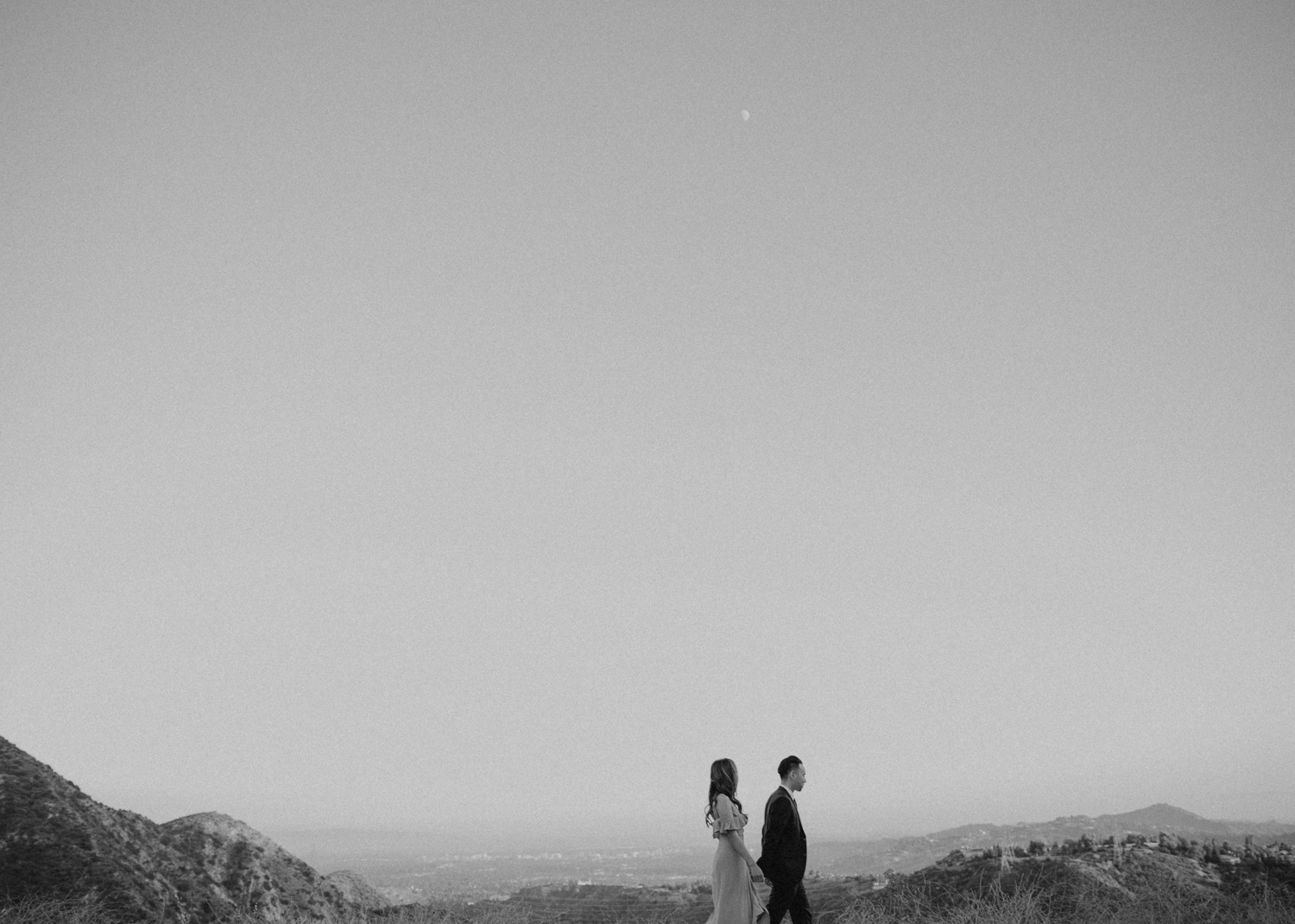 view of los angeles photography engagement-2.jpg