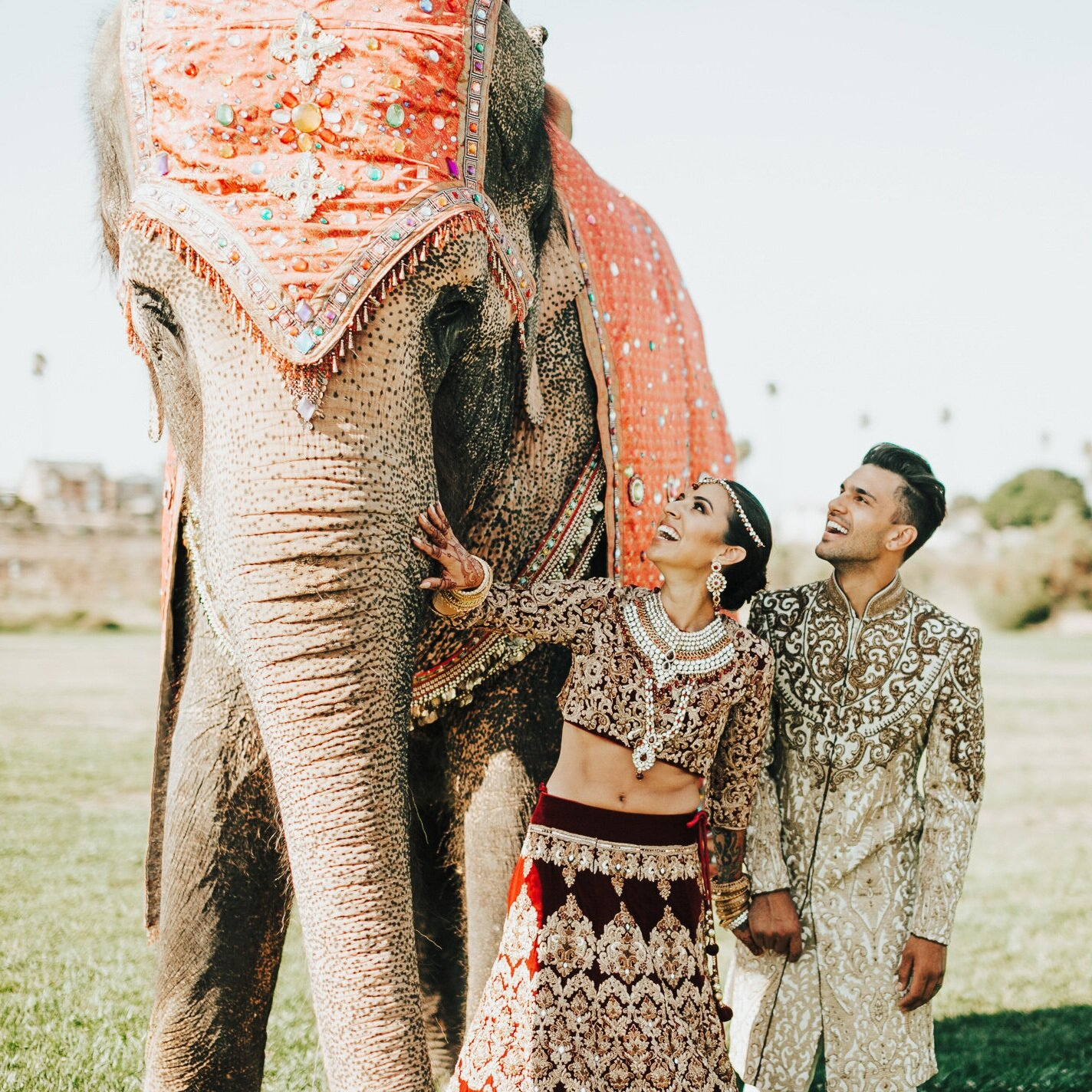 LAURYN + RAHIL | INDIAN FUSION WEDDING  SAN PEDRO