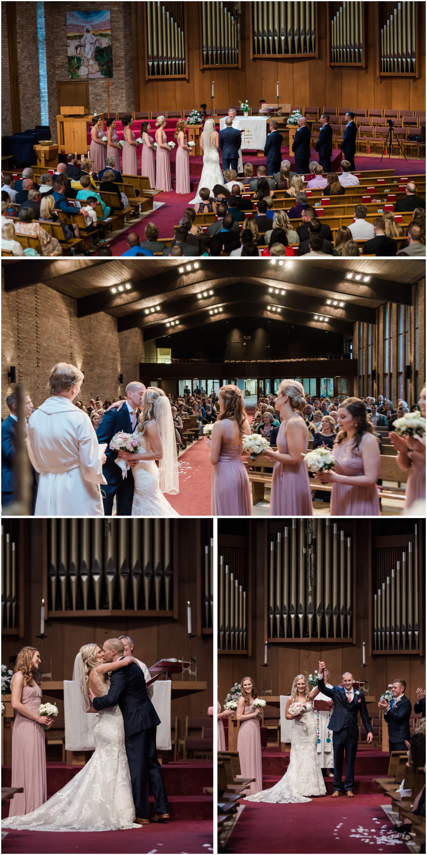 Good Shepherd Lutheran Church Wedding in Madison Wisconsin