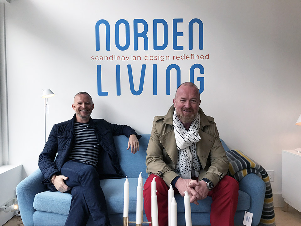 'Norden Living' Brings Contemporary Scandinavian Design To The Mission - Given their backgrounds, Sharpe and Arnesen said they wanted to open a shop with a contemporary Scandinavian aesthetic.