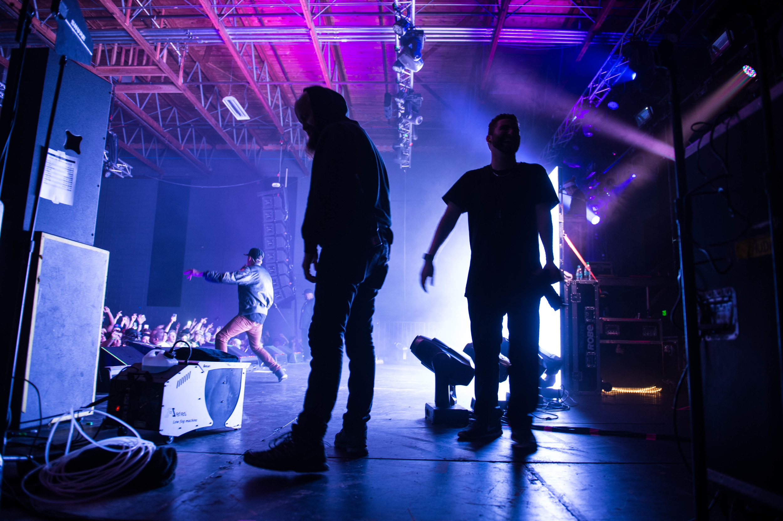 Side Stage