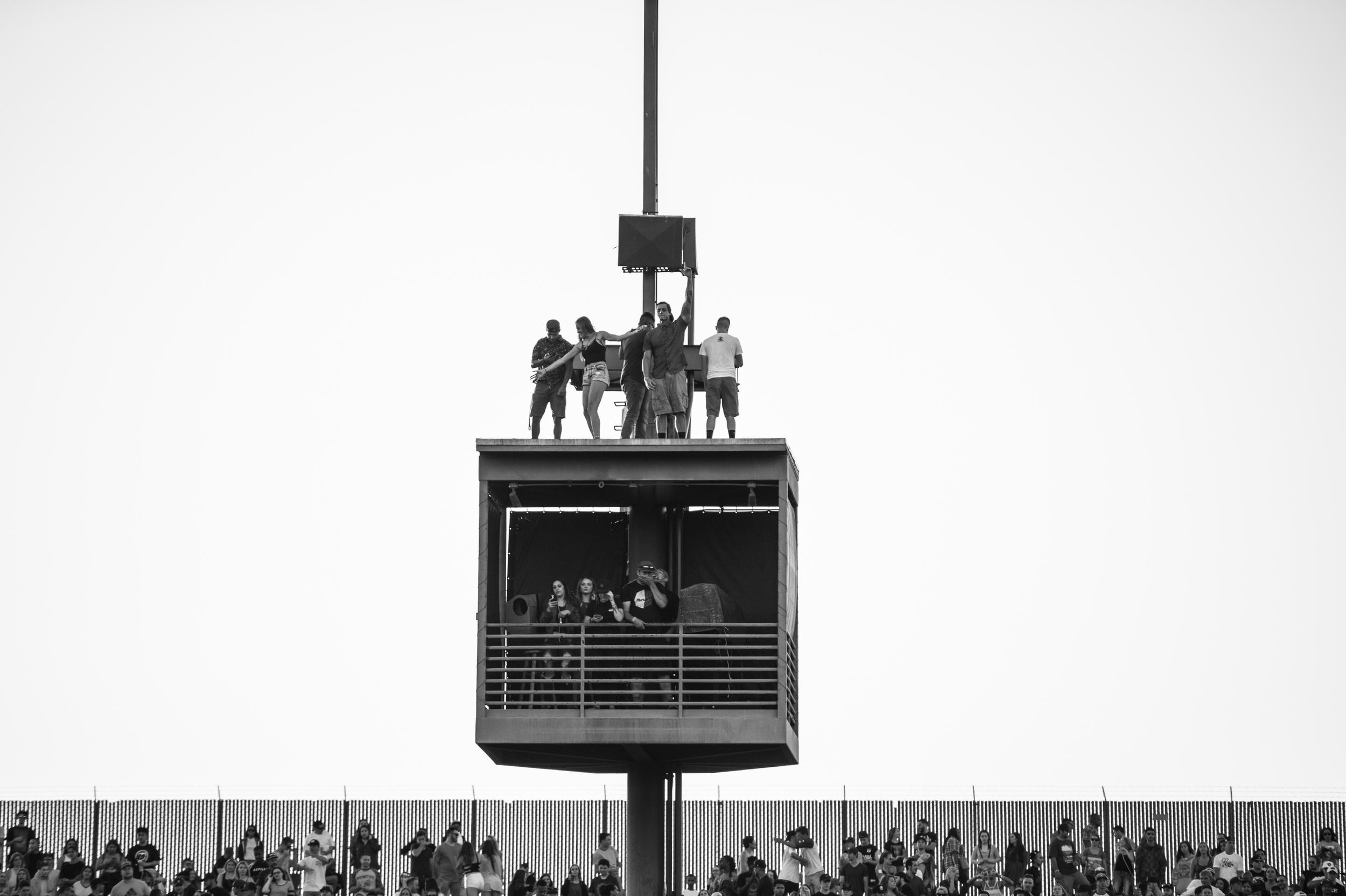 Spotlight Tower Climbers
