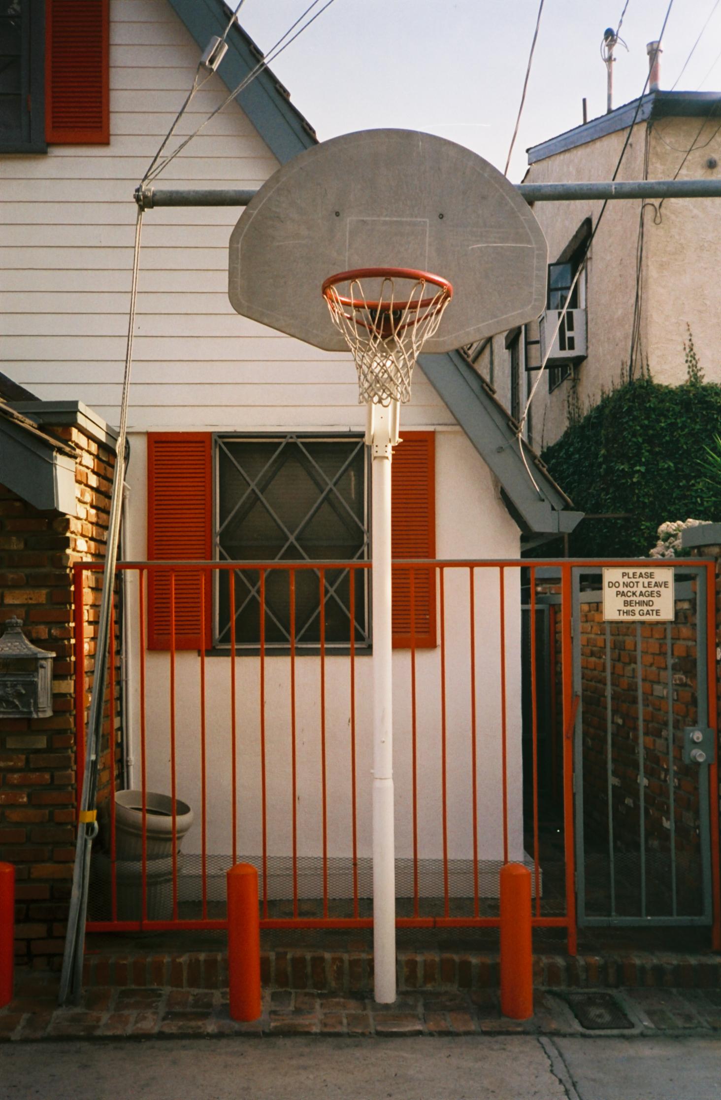 Hoops in Venice