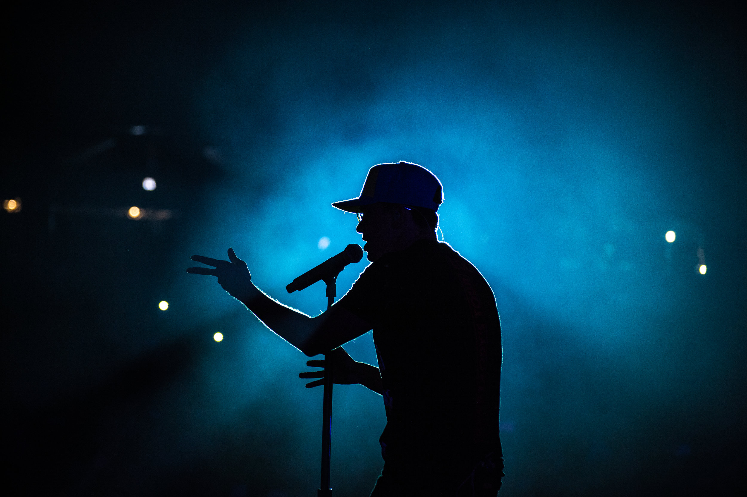 Logic performing 'Africaryan' in Miami, FL