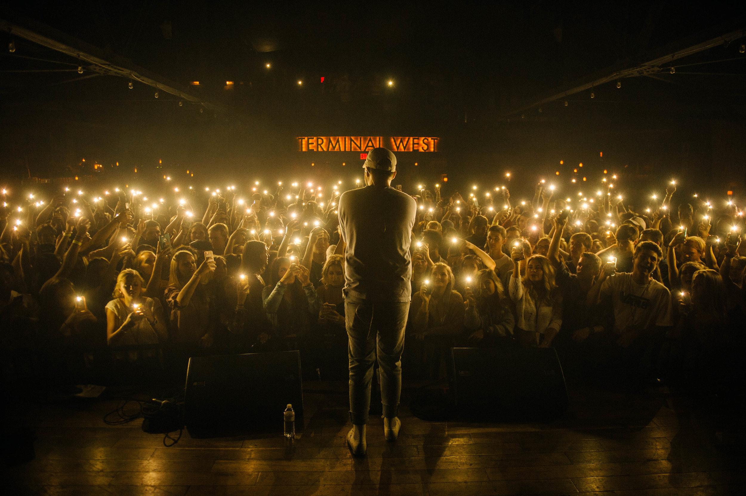 Live in Atlanta, 2017